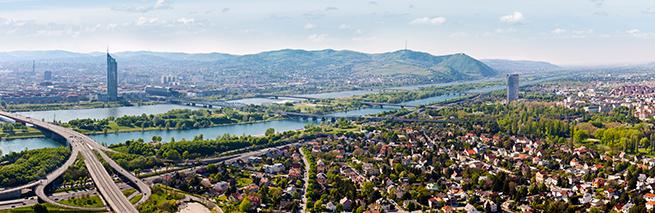 Wr. Neudorf/Viena: A metrópole multicultural no coração da Europa - LKW WALTER