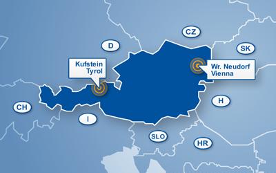 LKW WALTER - Wr. Neudorf / Kufstein